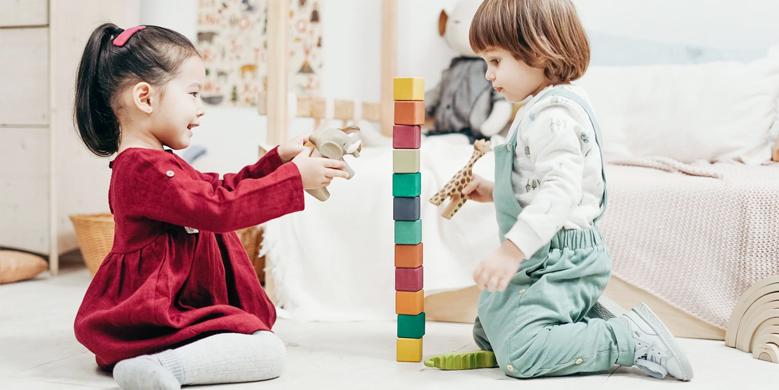 Waarom bouwen goed is voor kinderen