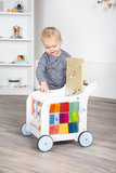 Baby Olifant Loopwagen_
