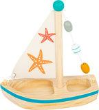 Zeilboot Zeester_