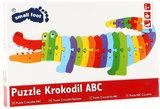 """Puzzel ABC """"krokodil""""_"""