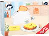 Ontbijt set voor kinderkeuken_