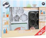 Muffin bak set voor kinderen_
