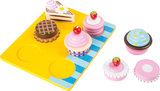 Cupcakes speelset_
