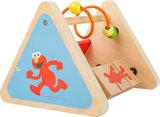 Driehoek motoriek trainer SESAMSTRAAT met Elmo! - FSC_