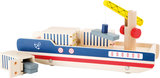 Houten Container Schip_
