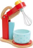 Houten blender voor speelkeuken_