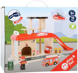 Brandweer kazerne set - FSC_