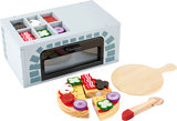 Pizza oven voor de speelkeuken_