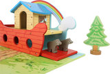 Wooden Noah's Ark Play Set_