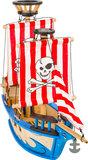 """Groot piratenschip """"Jack""""_"""