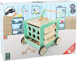 """Loopwagen """"Move it!"""" - Groen - FSC_"""