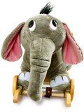 """Hobbelpaard """"Ollie de olifant""""_"""