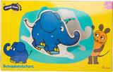 """Hobbelpaard """"De kleine muis en het olifantje""""_"""