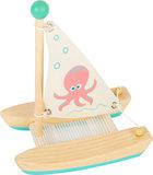 Zeilboot Octopus_