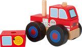 Bouwvoertuig -  Brandweerwagen - FSC_