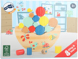 "Balancerend speelgoed - ""Move it"" - Multi kleuren - FSC_"