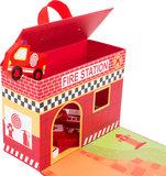 Fire Brigade Themed Play Set_