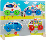 3D Puzzel auto's_