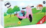 Loopfiets Pink Speedster_