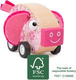 Varken auto - terugtrek auto - FSC_