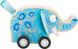 Olifant auto - terugtrek auto - FSC_