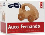 Natuurlijk houten - Auto gripspeelgoed_