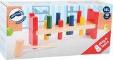 Hamerbank - Multi kleuren - Hout_