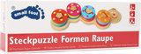 Vormen sorteren + blokken stapelen - Puzzel - Rups_