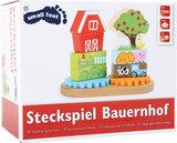 Boerderij puzzel / stapelspel (Vanaf 12 maanden)_