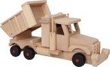 De kleine zandtruck - hout_