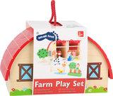 Houten boerderij - Speelwereld_