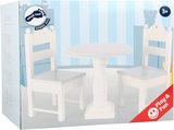 Poppen meubels - wit_