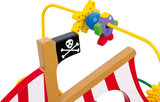 """Motorische vaardigheden spiraal """"Piraten schip""""_"""