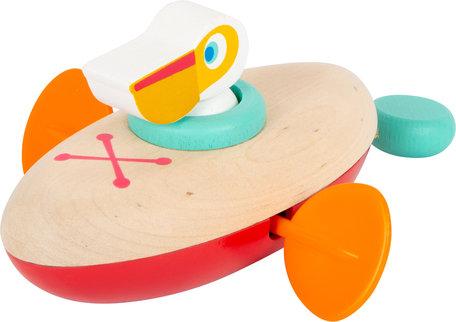 Kano pelikaan opwindbaar