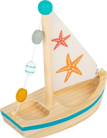 Zeilboot Zeester