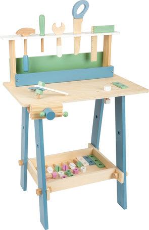 Houten speelgoed werkbank - Nordic