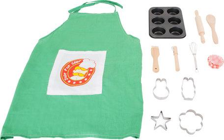 Muffin bak set voor kinderen