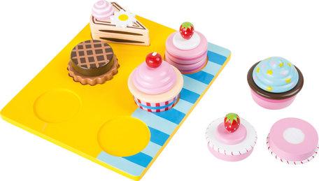 Cupcakes speelset
