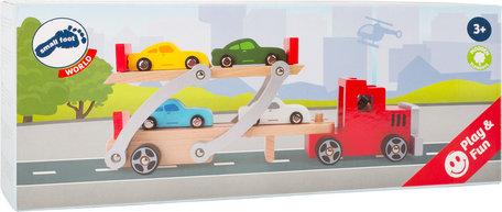Auto Transporteur - hout