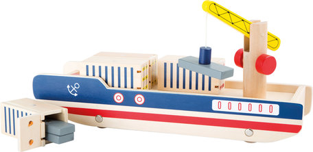 Houten Container Schip