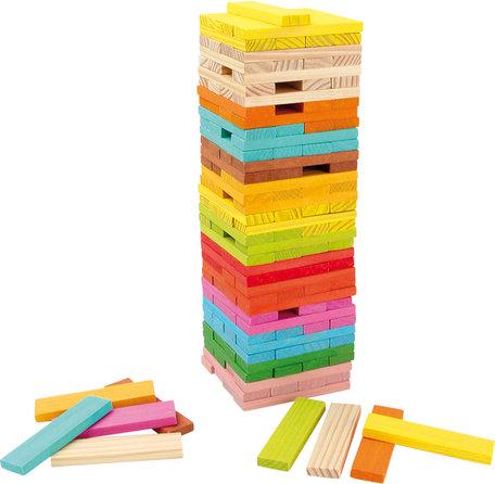 Houten bouwplankjes - 150 stuks