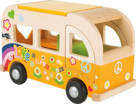 Hippie bus - hout
