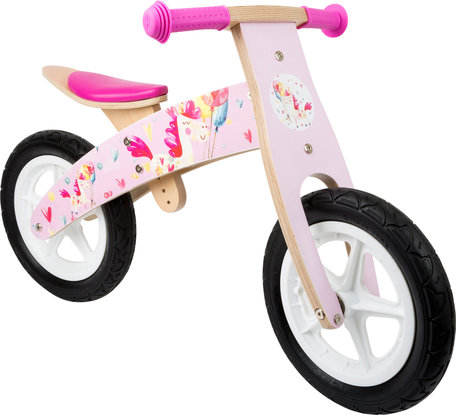 Loopfiets Pink Unicorn - Roze