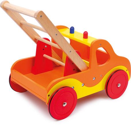 Brandweer loopwagen - rood