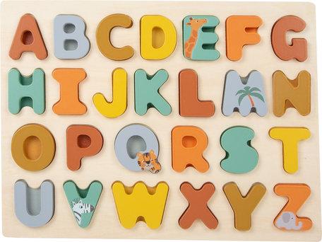 Alfabet - Houten puzzel