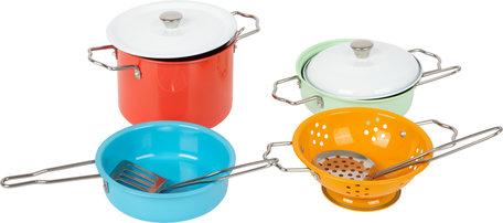 Keukengerei set - gekleurd