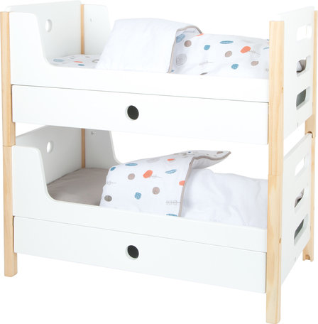 Poppen stapelbed ''Little Button''