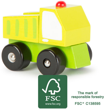 Vrachtauto - Voertuig - FSC