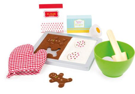 Biscuits Baking Set - 14 stuks