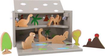 Dinosaurus speelbox